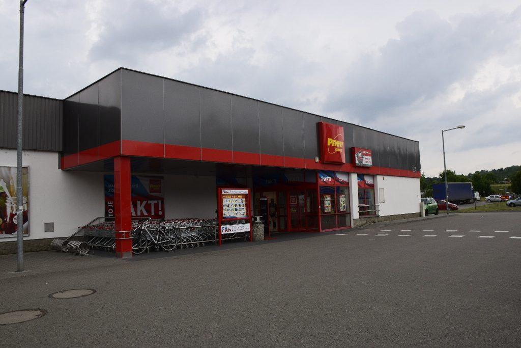 Penny Market Mestska Cast Brno Komin